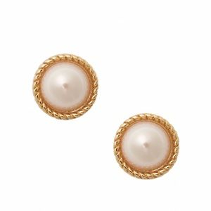 KATE SPADE • Seaport Pearl Earrings